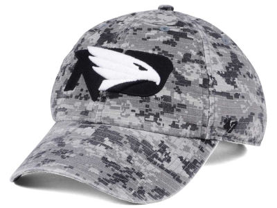 North Dakota '47 NCAA Camo Nilan Cap