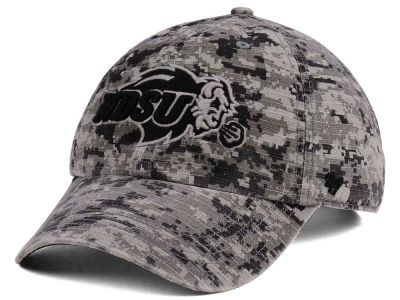 North Dakota State Bison '47 NCAA Operation Hat Trick Camo Nilan '47 CLEAN UP Cap