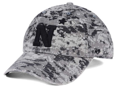 Navy Midshipmen '47 NCAA Operation Hat Trick Camo Nilan '47 CLEAN UP Cap