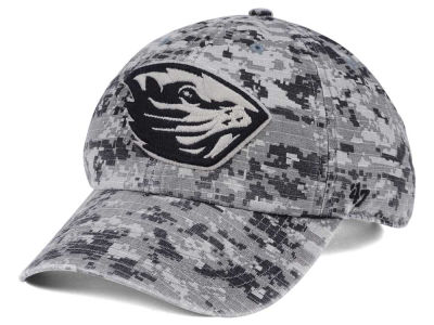 Oregon State Beavers '47 NCAA Operation Hat Trick Camo Nilan '47 CLEAN UP Cap