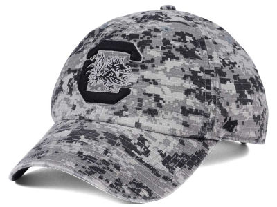 South Carolina Gamecocks '47 NCAA Operation Hat Trick Camo Nilan '47 CLEAN UP Cap