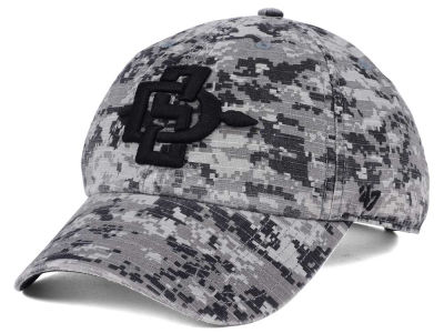 San Diego State Aztecs '47 NCAA Operation Hat Trick Camo Nilan '47 CLEAN UP Cap