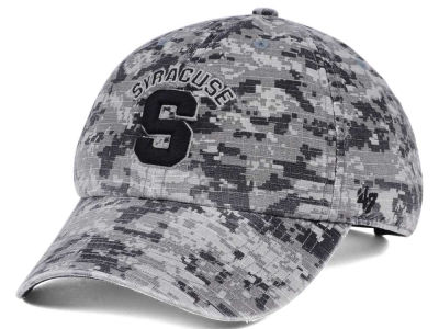 Syracuse Orange '47 NCAA Operation Hat Trick Camo Nilan '47 CLEAN UP Cap
