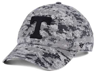 Tennessee Volunteers '47 NCAA Operation Hat Trick Camo Nilan '47 CLEAN UP Cap
