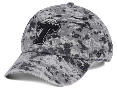 Tulane Green Wave '47 NCAA Operation Hat Trick Camo Nilan '47 CLEAN UP Cap