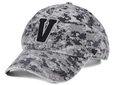 Vanderbilt Commodores '47 NCAA Operation Hat Trick Camo Nilan '47 CLEAN UP Cap