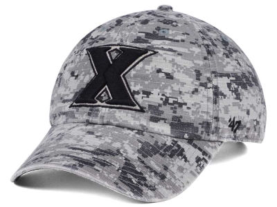 Xavier Musketeers '47 NCAA Operation Hat Trick Camo Nilan '47 CLEAN UP Cap