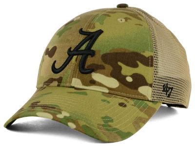 Alabama Crimson Tide '47 NCAA Operation Hat Trick Thompson '47 CLEAN UP Cap