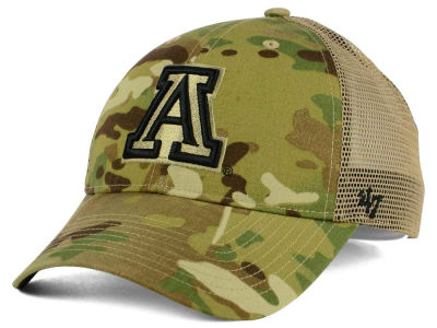 Arizona Wildcats '47 NCAA Operation Hat Trick Thompson '47 CLEAN UP Cap