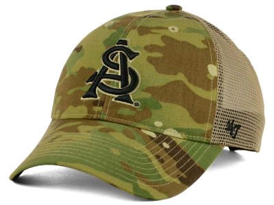 Arizona State Sun Devils '47 NCAA Operation Hat Trick Thompson '47 CLEAN UP Cap