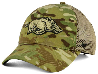 Arkansas Razorbacks '47 NCAA Operation Hat Trick Thompson '47 CLEAN UP Cap