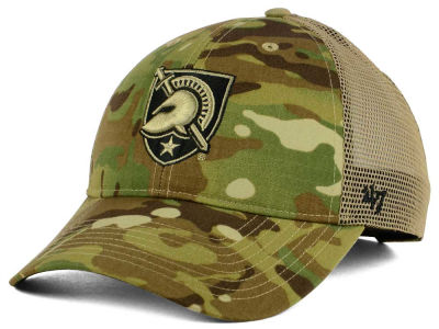 Army Black Knights '47 NCAA Operation Hat Trick Thompson '47 CLEAN UP Cap