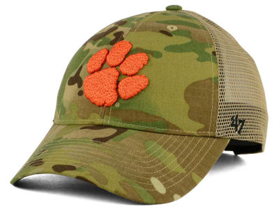 Clemson Tigers '47 NCAA Operation Hat Trick Thompson '47 CLEAN UP Cap