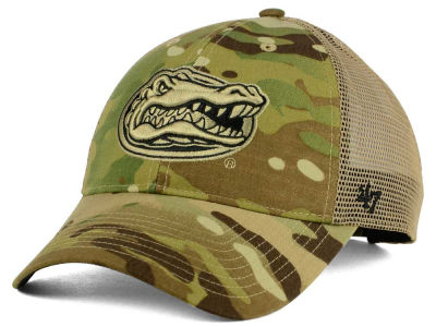 Florida Gators '47 NCAA Operation Hat Trick Thompson '47 CLEAN UP Cap