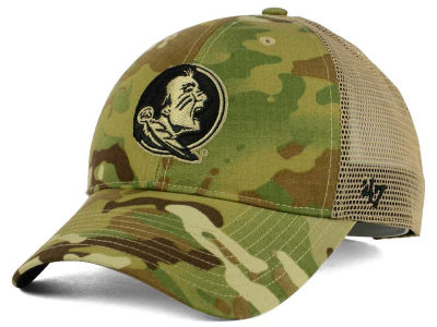 Florida State Seminoles '47 NCAA Operation Hat Trick Thompson '47 CLEAN UP Cap