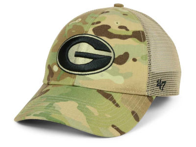 Georgia Bulldogs '47 NCAA Operation Hat Trick Thompson '47 CLEAN UP Cap
