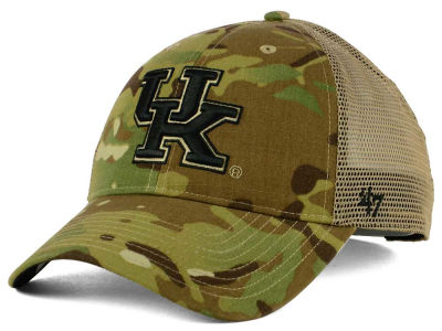 Kentucky Wildcats '47 NCAA Operation Hat Trick Thompson '47 CLEAN UP Cap