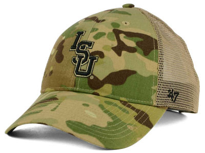 LSU Tigers '47 NCAA Operation Hat Trick Thompson '47 CLEAN UP Cap