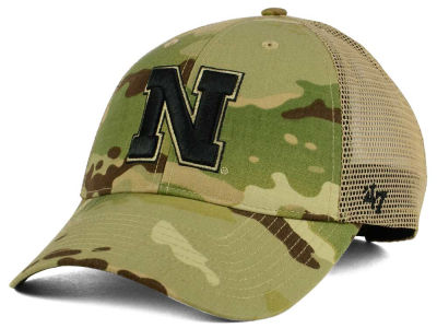 Nebraska Cornhuskers '47 NCAA Operation Hat Trick Thompson '47 CLEAN UP Cap