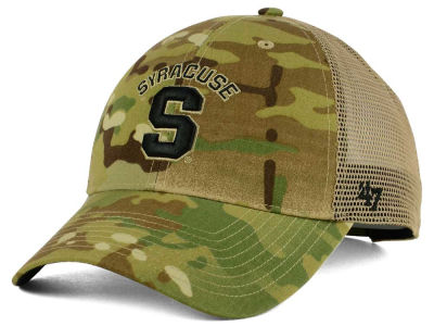 Syracuse Orange '47 NCAA Operation Hat Trick Thompson '47 CLEAN UP Cap