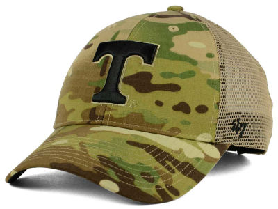 separation shoes 38168 fc5ab Tennessee Volunteers  47 NCAA Operation Hat Trick Thompson  47 CLEAN UP Cap