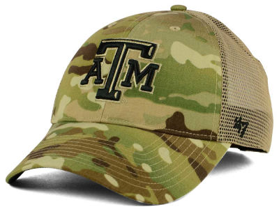Texas A&M Aggies '47 NCAA Operation Hat Trick Thompson '47 CLEAN UP Cap