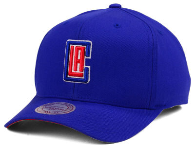 Los Angeles Clippers Mitchell & Ness NBA X Flexfit 110 Snapback Cap