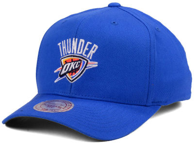 Oklahoma City Thunder Mitchell & Ness NBA X Flexfit 110 Snapback Cap