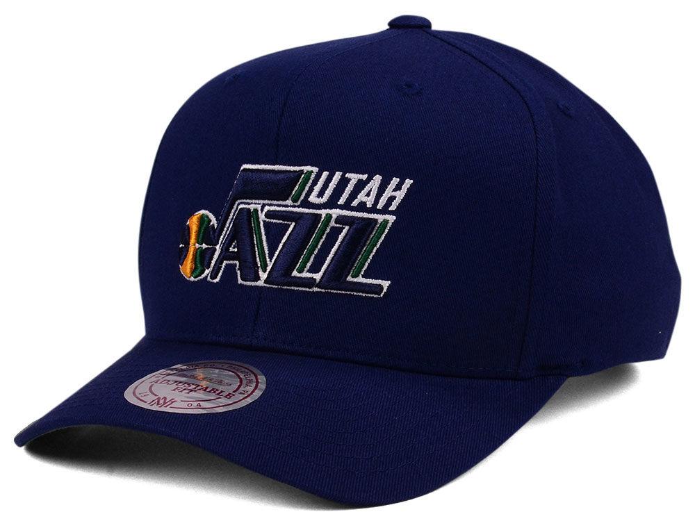 Utah Jazz Mitchell   Ness NBA X Flexfit 110 Snapback Cap  8e0eda8ba97