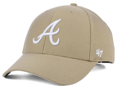 Atlanta Braves '47 MLB Curved '47 MVP Cap