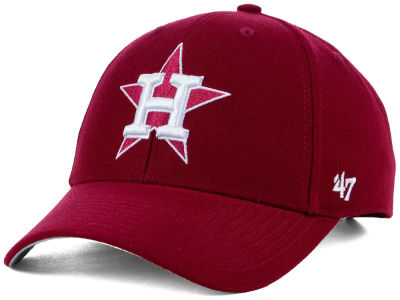 Houston Astros '47 MLB Curved '47 MVP Cap