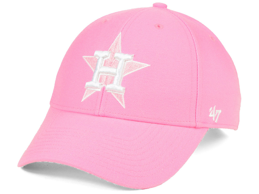 5a85c585976 Houston Astros  47 MLB Pink Series Cap
