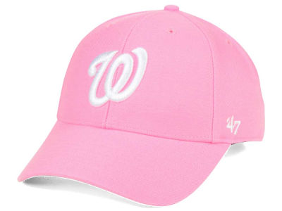 Washington Nationals '47 MLB Pink Series Cap