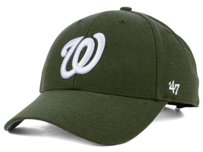 Washington Nationals '47 MLB Curved '47 MVP Cap