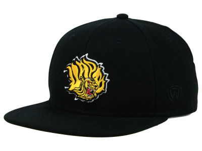 Arkansas Pine Bluff Golden Lions Top of the World NCAA League Snapback Cap