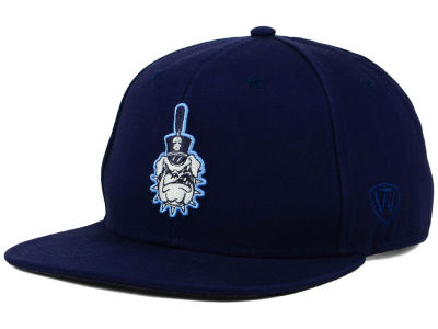 Citadel Bulldogs Top of the World NCAA League Snapback Cap