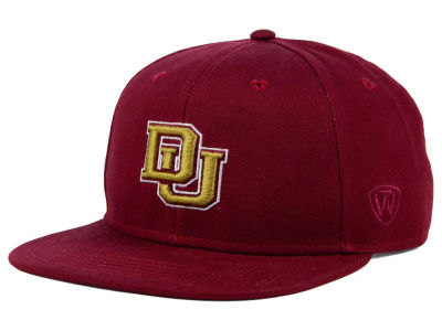 Denver Pioneers Top of the World NCAA League Snapback Cap