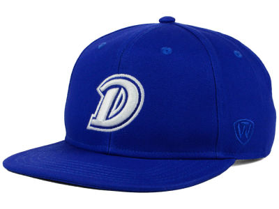 Drake University Bulldogs Top of the World NCAA League Snapback Cap
