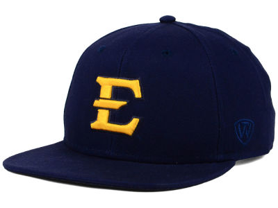 East Tennessee State Buccaneers Top of the World NCAA League Snapback Cap