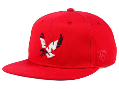 Eastern Washington Eagles Top of the World NCAA League Snapback Cap