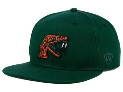 Florida A&M Rattlers Top of the World NCAA League Snapback Cap