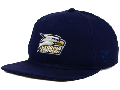 Georgia Southern Eagles Top of the World NCAA League Snapback Cap