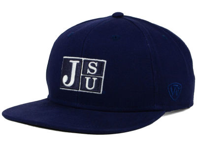 Jackson State Tigers Top of the World NCAA League Snapback Cap