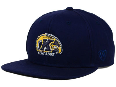 Kent State Golden Flashes Top of the World NCAA League Snapback Cap