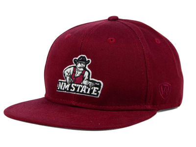 New Mexico State Aggies Top of the World NCAA League Snapback Cap