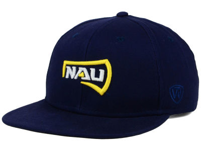 Northern Arizona Lumberjacks Top of the World NCAA League Snapback Cap