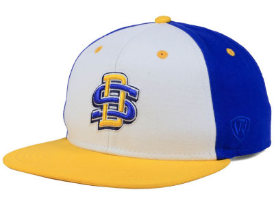 South Dakota State Jack Rabbits Top of the World NCAA League Snapback Cap