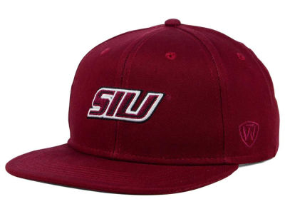 Southern Illinois Salukis Top of the World NCAA League Snapback Cap