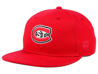 St. Cloud State Huskies Top of the World NCAA League Snapback Cap