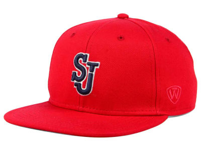 St Johns Red Storm Top of the World NCAA League Snapback Cap
